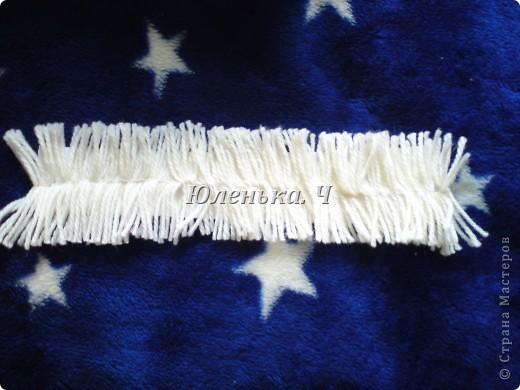 вот такой пушистый коврик можно сделать своими руками ))) фото 10