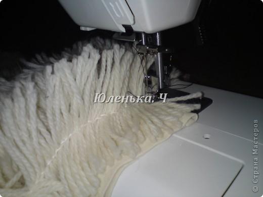 вот такой пушистый коврик можно сделать своими руками ))) фото 12