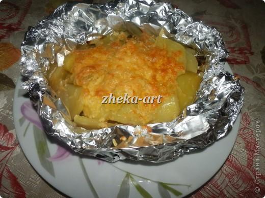 Блюдо очень простое в приготовлении и конечно же вкусное.  фото 1