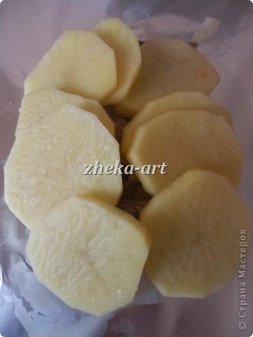 Блюдо очень простое в приготовлении и конечно же вкусное.  фото 3