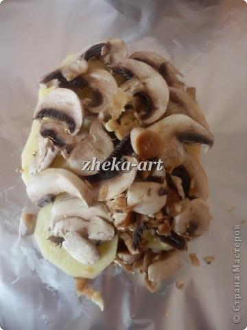 Блюдо очень простое в приготовлении и конечно же вкусное.  фото 4