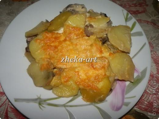 Блюдо очень простое в приготовлении и конечно же вкусное.  фото 8