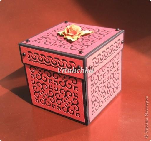 Поздравительные открытки-коробочки для учителей. Размер 7х7х7 см Надписи Марины Абрамовой http://marina-abramova.blogspot.com/ Розы по МК http://asti-n.ya.ru/replies.xml?item_no=184 фото 26
