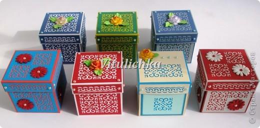 Поздравительные открытки-коробочки для учителей. Размер 7х7х7 см Надписи Марины Абрамовой http://marina-abramova.blogspot.com/ Розы по МК http://asti-n.ya.ru/replies.xml?item_no=184 фото 3