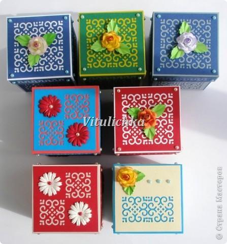 Поздравительные открытки-коробочки для учителей. Размер 7х7х7 см Надписи Марины Абрамовой http://marina-abramova.blogspot.com/ Розы по МК http://asti-n.ya.ru/replies.xml?item_no=184 фото 4
