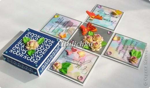 Поздравительные открытки-коробочки для учителей. Размер 7х7х7 см Надписи Марины Абрамовой http://marina-abramova.blogspot.com/ Розы по МК http://asti-n.ya.ru/replies.xml?item_no=184 фото 13