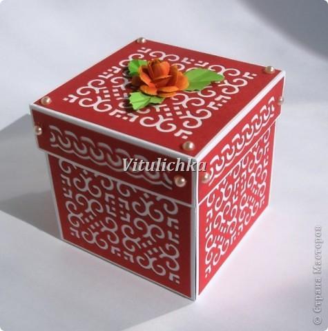 Поздравительные открытки-коробочки для учителей. Размер 7х7х7 см Надписи Марины Абрамовой http://marina-abramova.blogspot.com/ Розы по МК http://asti-n.ya.ru/replies.xml?item_no=184 фото 15