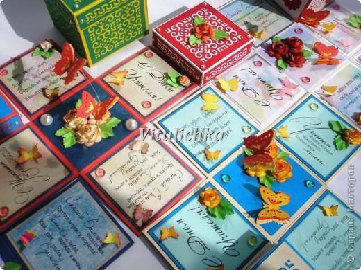 Поздравительные открытки-коробочки для учителей. Размер 7х7х7 см Надписи Марины Абрамовой http://marina-abramova.blogspot.com/ Розы по МК http://asti-n.ya.ru/replies.xml?item_no=184 фото 24