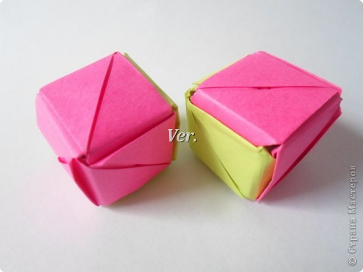 Доброго времени суток,жители Страны Мастеров!Я новичок в технике Оригами.И МК по Оригами делаю впервые.Так что прошу не судить строго,и если что то не понятно,спрашивайте!Я хочу показать вам и рассказать как делаются такие розочки.В чём их секрет?Сейчас узнаете! фото 2