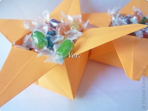 Такие вот коробочки можно использовать как конфетницу,или просто как упаковку под подарок:) фото 23