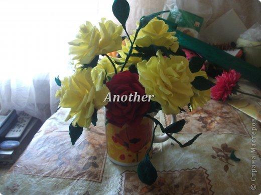 мои розы,выкладываю на ваш суд так сказать!=) фото 5