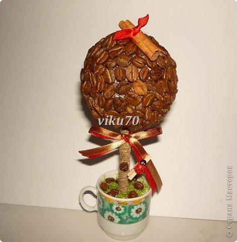 Обожаю кофе! И знаю, кому приятно будет получит в подарок ароматное деревце.  фото 2