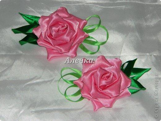 Здравствуйте, любимая страна мастеров, а начну я с самого красивого это розовый набор фото 5