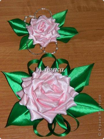 Здравствуйте, любимая страна мастеров, а начну я с самого красивого это розовый набор фото 14