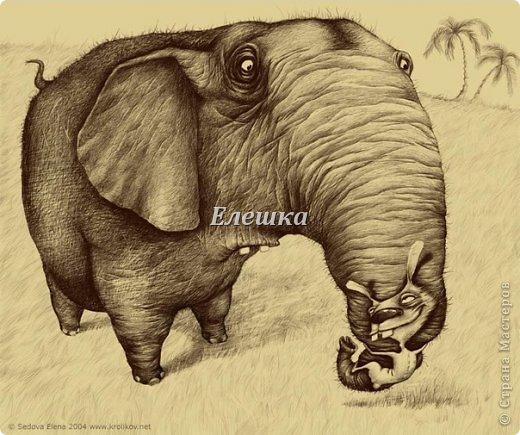 всем доброго времени суток))) Вот решила поделится с Вами своей первой работой с витражными красками, а так как я безумный любитель и коллекционер слонов, то первой работой мог быть только слон! Да еще и такой добрый и любящий зайку!  фото 3