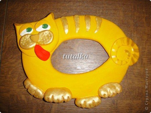 Кот-Золотолапка фото 2