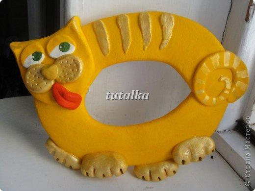 Кот-Золотолапка фото 1