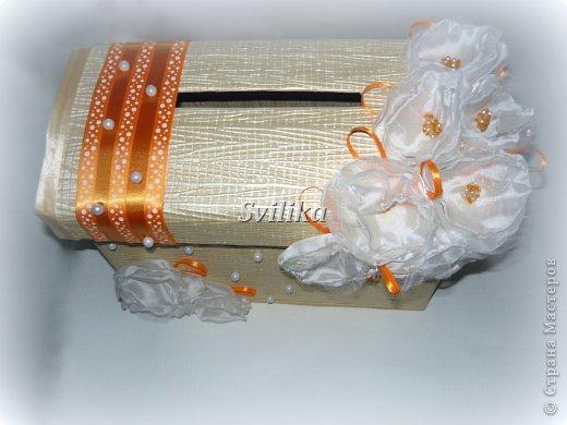 Оранжевая свадьба фото 2
