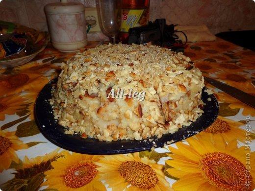 Торт без Выпечки 30 минут и торт готов! фото 1