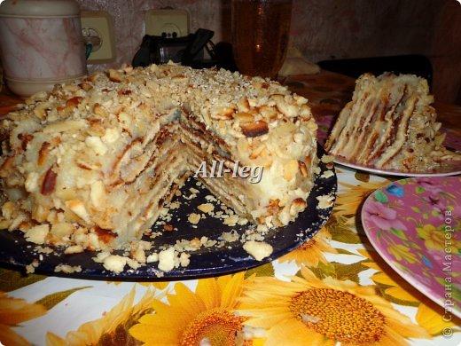 Торт без Выпечки 30 минут и торт готов! фото 2