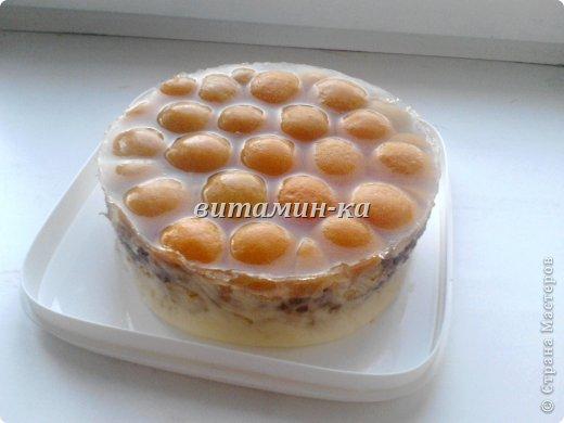 Легкий в исполнении йогуртовый тортик, который домашние готовы есть в любое время года (хоть он считается летним) и в любое время суток фото 1