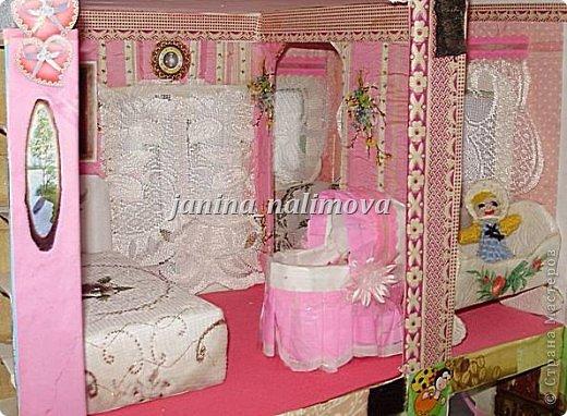 Моя мебель для кукол своими руками фото