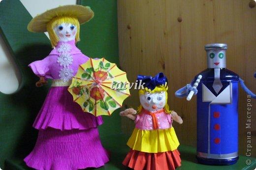 Шьем куклы для кукольного театра своими руками