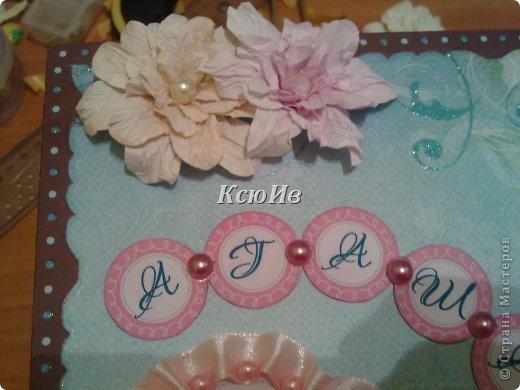 Декор предметов Скрапбукинг Декупаж Шкатулка для девочки + МК по клею Бумага Бусины Скотч фото 14