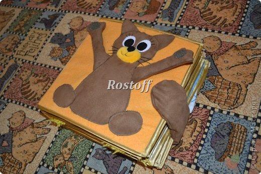 Игрушка Раннее развитие Шитьё Развивающая книжка из ткани №2 Бусинки Тесьма шнур Ткань фото 2