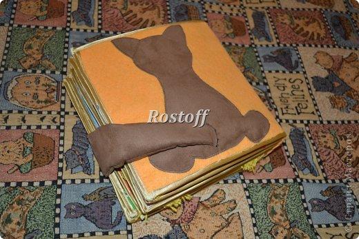 Книжка из ткани для малышей, заказ. фото 4