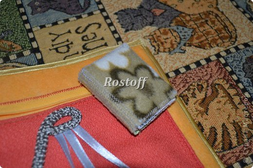 Книжка из ткани для малышей, заказ. фото 24
