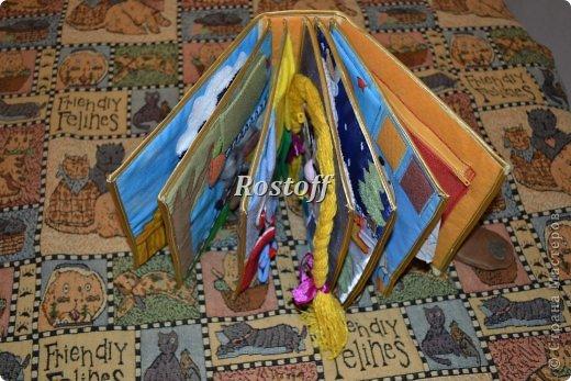 Книжка из ткани для малышей, заказ. фото 21