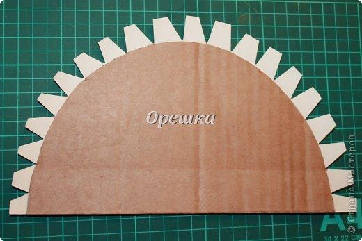 Поделка изделие Бумагопластика Пейп- арт сундук МК   Салфетки фото 6