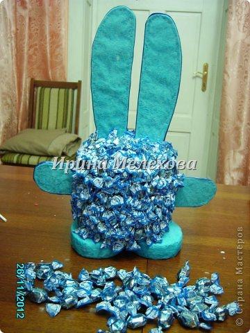 Мастер-класс Свит-дизайн Моделирование Как стать крольчихой МК карамельного кролика  Продукты пищевые фото 19