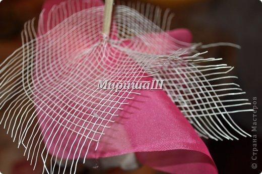 Мастер-класс Поделка изделие Свадьба Моделирование конструирование Букет из мягких игрушек мастер класс Пенопласт Ткань фото 9