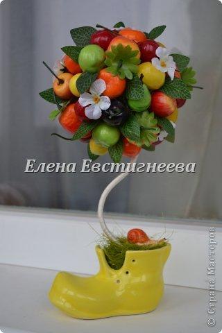 Топиарии на кухню фото