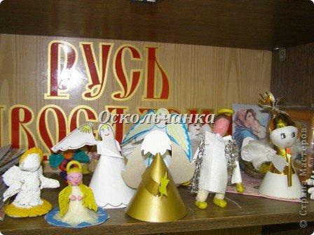 """Готовили ангелов к уроку по православной культуре """"Небесные помощники"""" фото 1"""