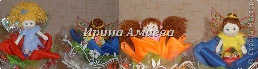 Новогодний башмак со сказочными персонажами фото 29