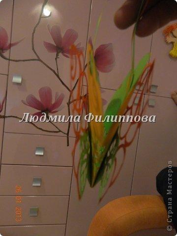 Мастер-класс Открытка Поделка изделие 8 марта Валентинов день Вырезание Мини МК Валентинка + схемы Бумага фото 17