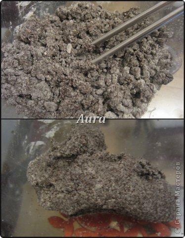 """Interior Oficina de Artesanato produto Quilling Sculpting """"Stone"""" - MK castiçal Papel argila de café de sal foto 6"""