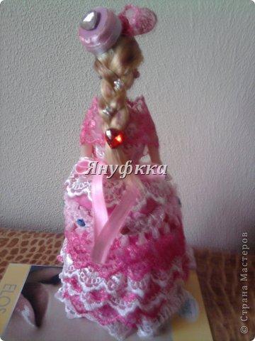Кукла-шкатулка,невеста.Делала подруге на День рождения. фото 8