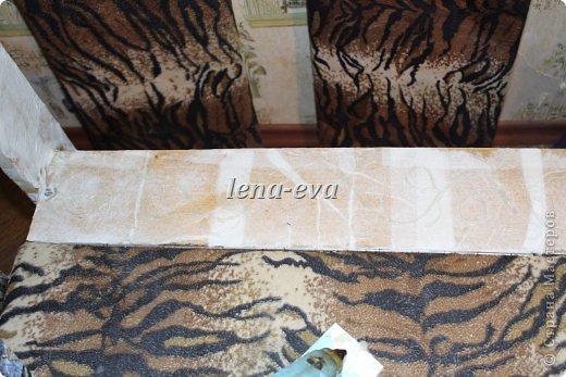 Вот такой тигровый раскрасавец украшает теперь нашу кухню. фото 7