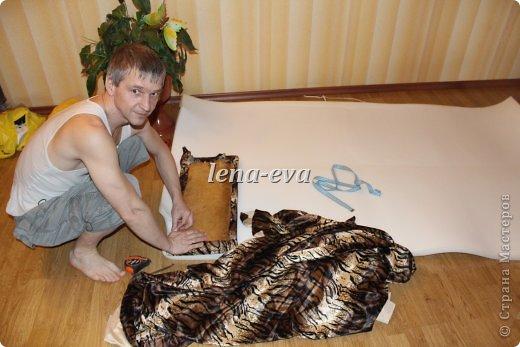 Вот такой тигровый раскрасавец украшает теперь нашу кухню. фото 14