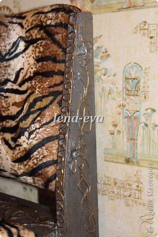 Вот такой тигровый раскрасавец украшает теперь нашу кухню. фото 21