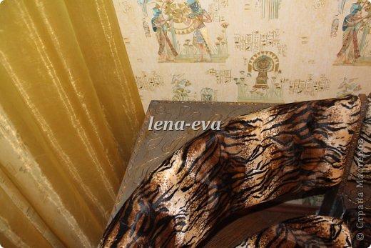 Вот такой тигровый раскрасавец украшает теперь нашу кухню. фото 23