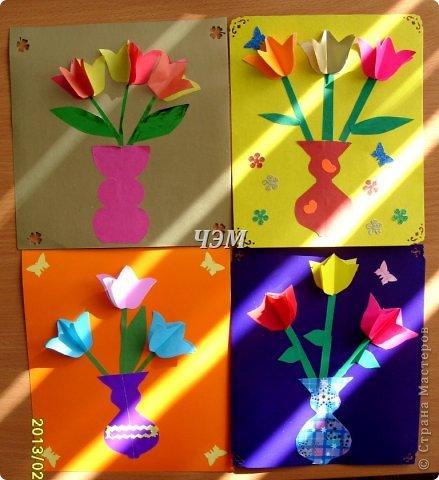 Открытка к 8 марта технология 4 класс открытка, картинки кактус картинки