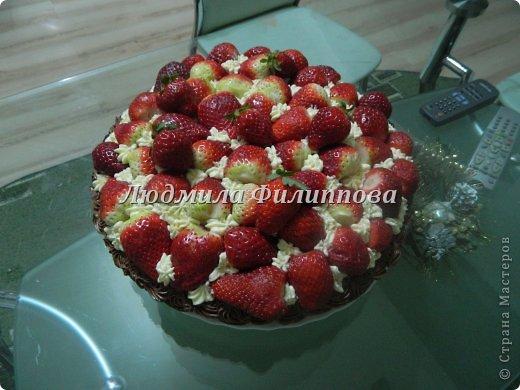 Добрый день Дорогие Мастерицы! Вот такие тортики я сделала на 8 Марта сотрудницам мужа. фото 3