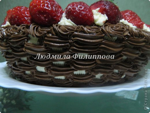 Добрый день Дорогие Мастерицы! Вот такие тортики я сделала на 8 Марта сотрудницам мужа. фото 5