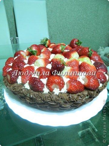 Добрый день Дорогие Мастерицы! Вот такие тортики я сделала на 8 Марта сотрудницам мужа. фото 6