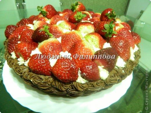 Добрый день Дорогие Мастерицы! Вот такие тортики я сделала на 8 Марта сотрудницам мужа. фото 2